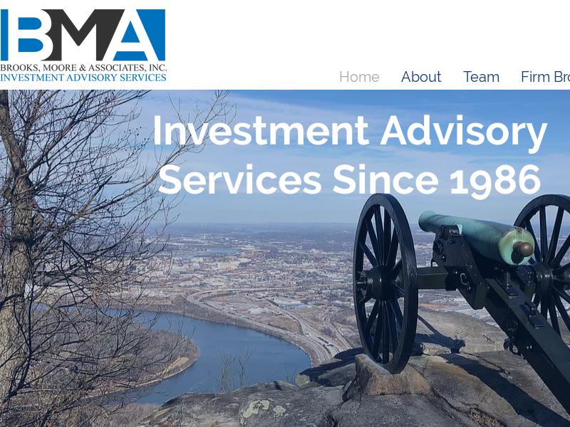 Investment Management | Chattanooga TN | Brooks Moore & Associates