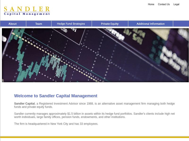 Sandler Capital Management -
