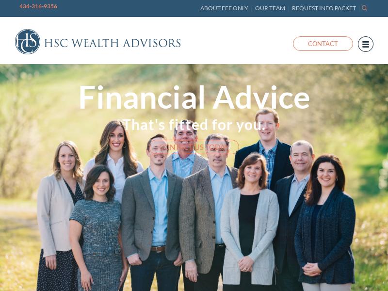 Financial Advisors & Planners Lynchburg VA   Virginia
