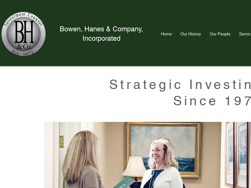 Investment Counsel | Atlanta | Bowenhanes