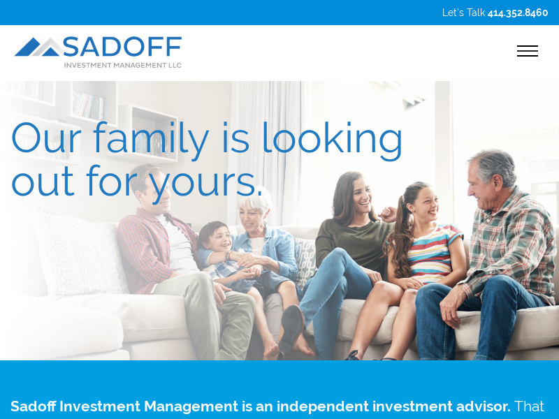Sadoff Investment Management   Sadoff Investment Management LLC.