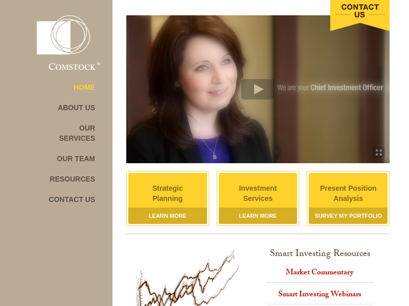 Home - Paul Comstock Partners