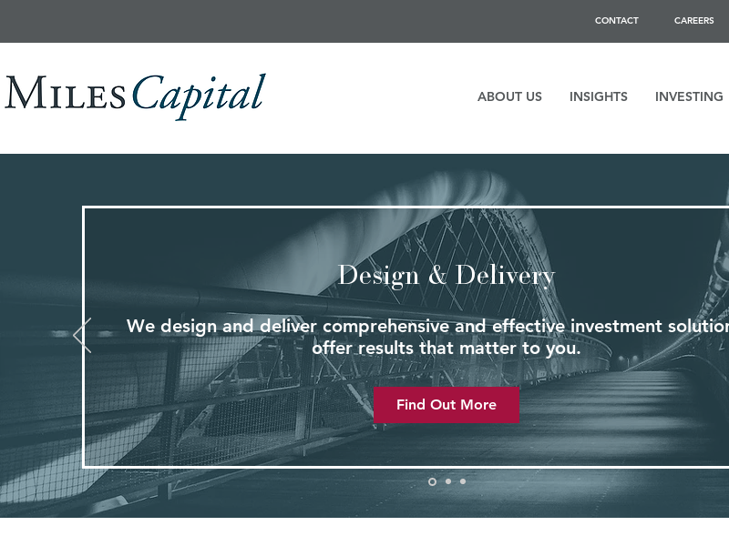 Miles Capital | Investment Solutions | United States
