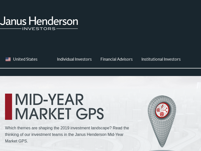 Geneva Capital Management   Janus Henderson Investors