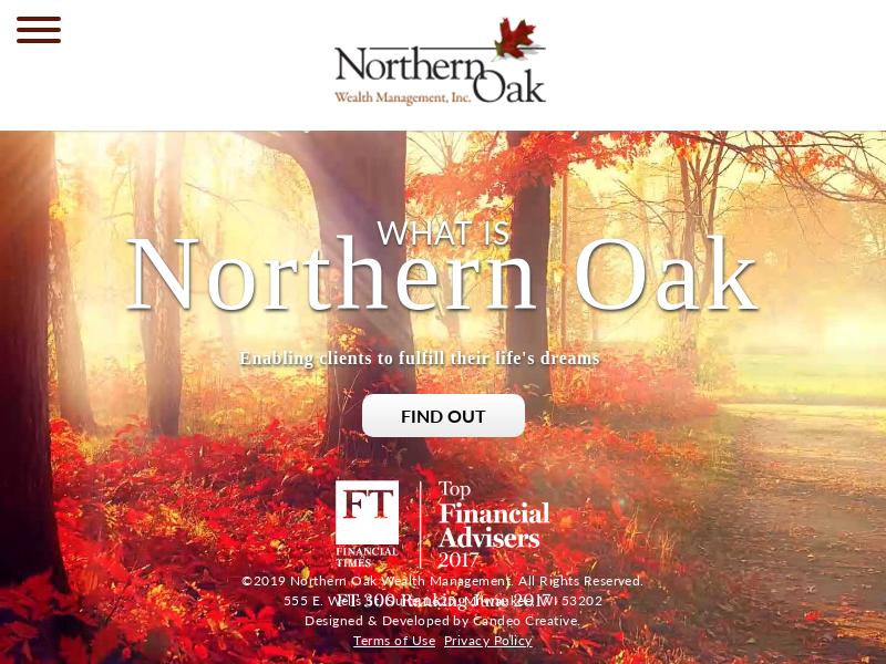 Home   Northern Oak Wealth Management