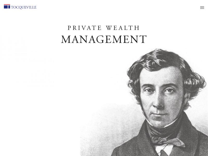 Tocqueville Private Wealth Management | Tocqueville Investment Team