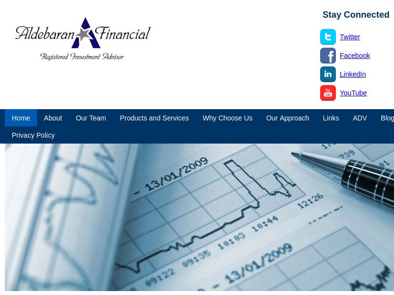 Home   Aldebaran Financial