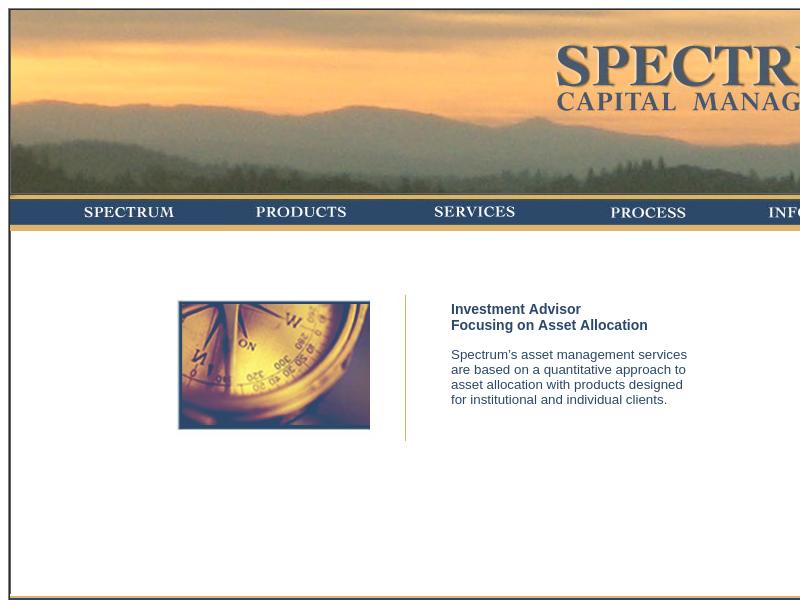 Spectrum Capital Management