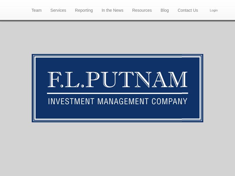 F.L.Putnam Investment Management Company
