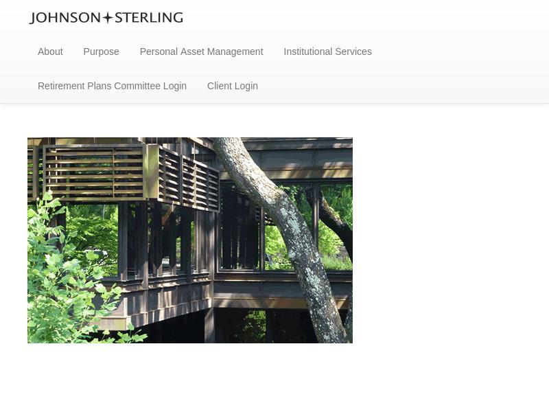 Home - Johnson Sterling