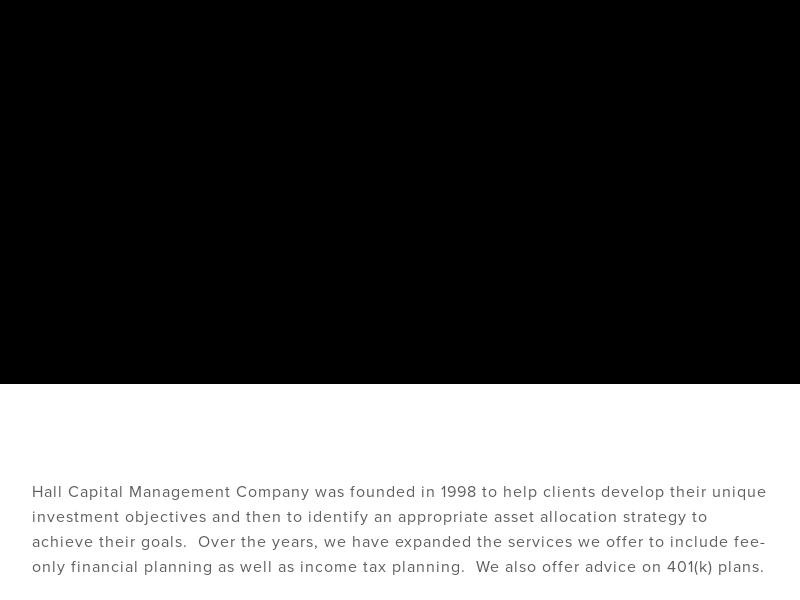 Hall Capital Management Co.