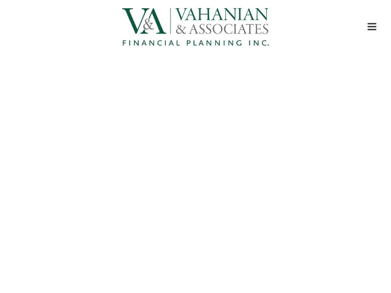 Vahanian & Associates Financial Planning   Investment Management