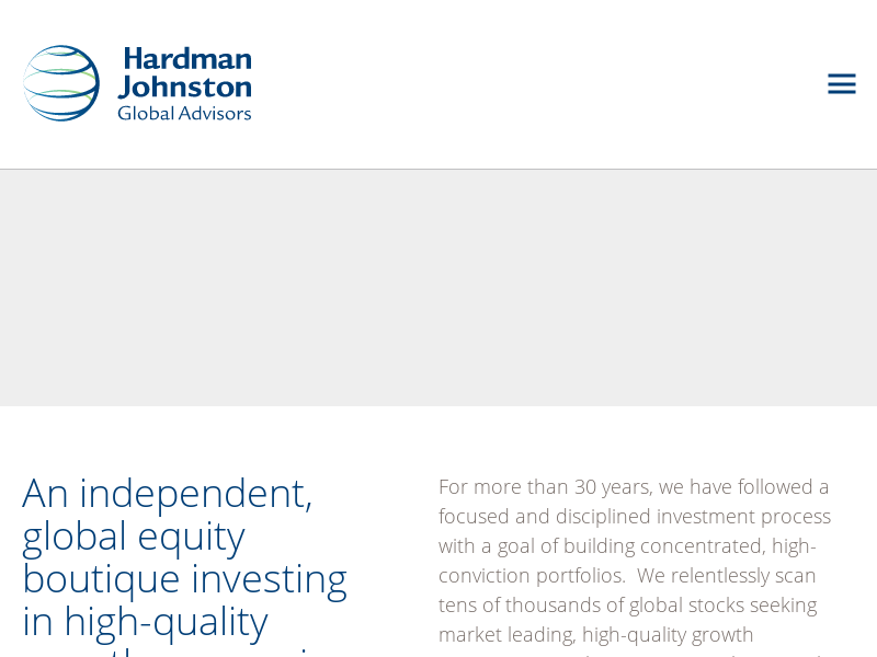 Hardman Johnston Global Advisors