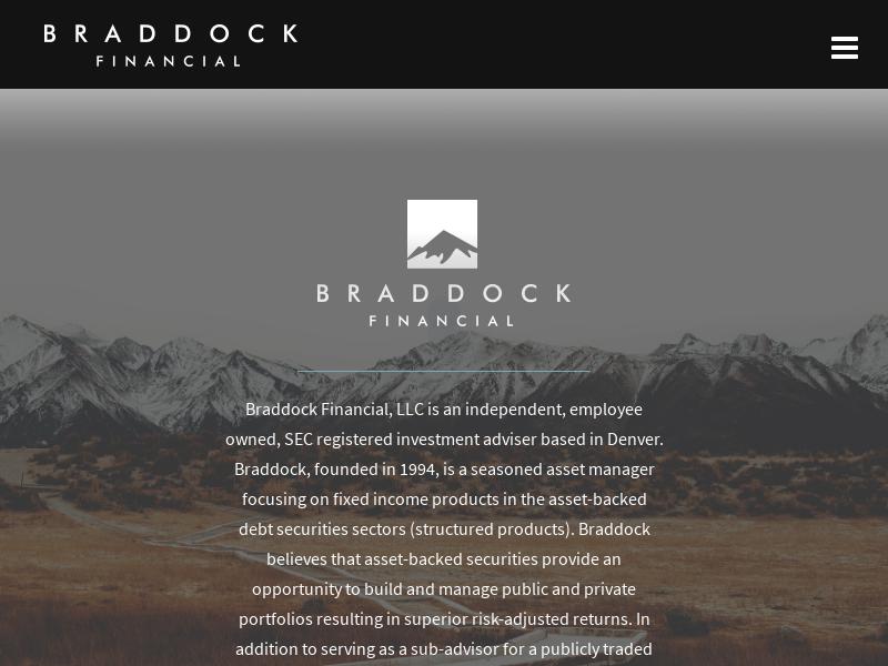 Home Page - Braddock Financial