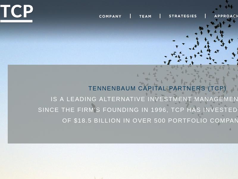 Tennenbaum Capital Partners