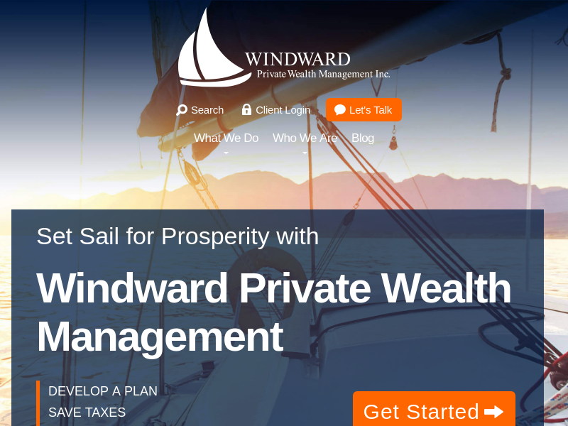 Wealth Management Experts | Windward Private Wealth Management