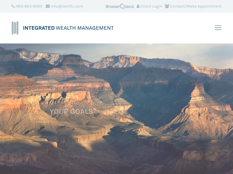 Wealth Management and Financial Planning - Integrated Wealth Management - Scottsdale, AZ