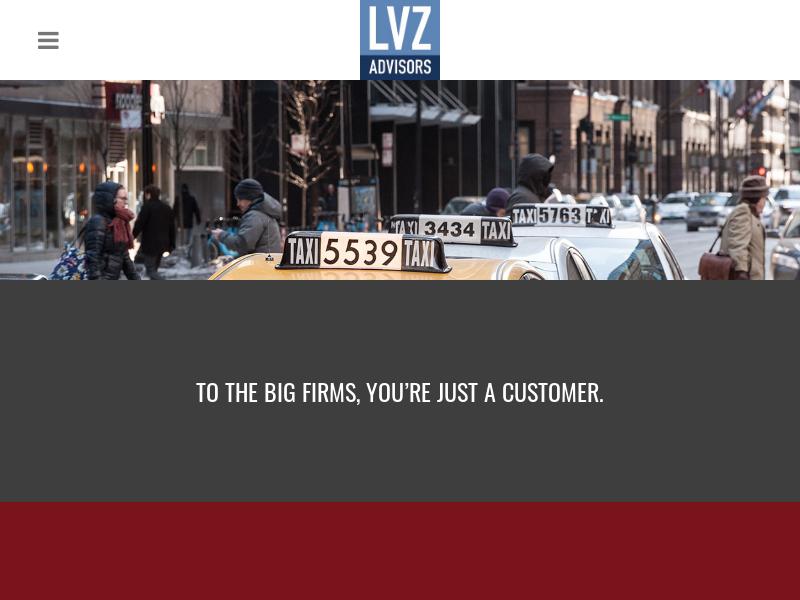LVZ Advisors | We Prefer Colleagues