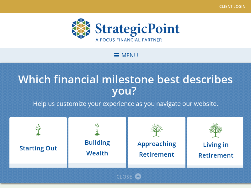 StrategicPoint Investment Advisors Wealth Management | Portfolio Management