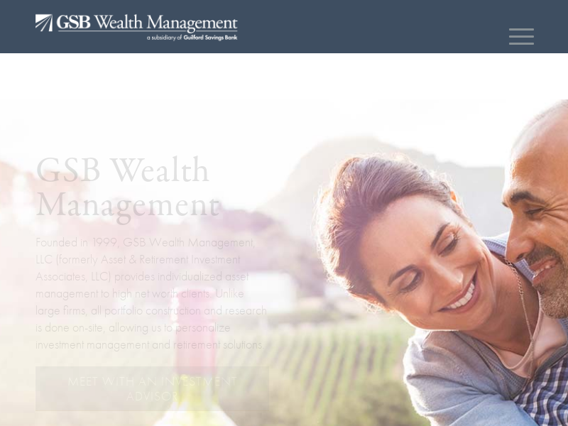 Home - GSB Wealth Management