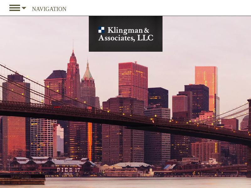 Home | Klingman & Associates, LLC