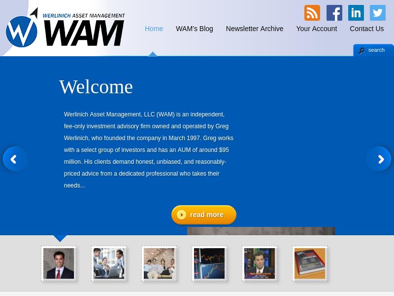 - WAMInvest - Financial Guidance