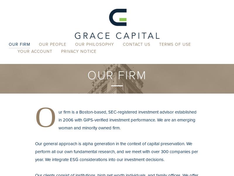 Grace Capital