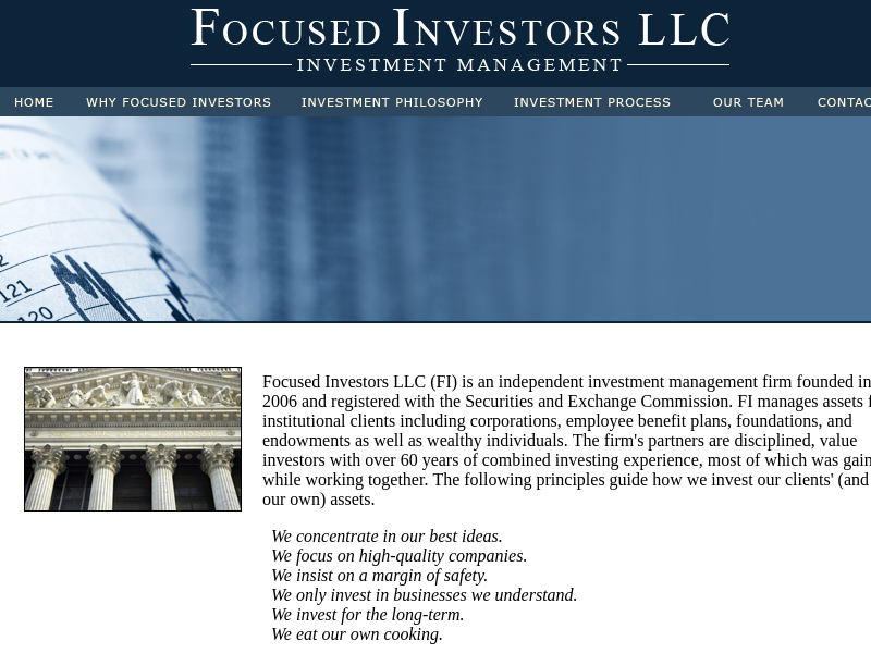 Focused Investors