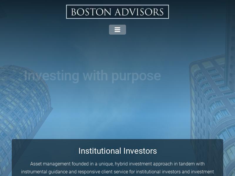 Boston Advisors