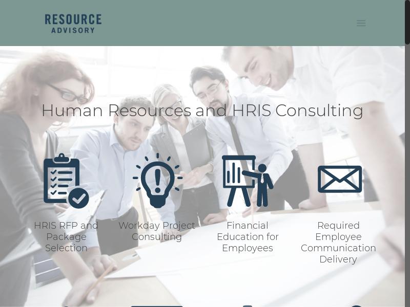 Resource Advisory, LLC