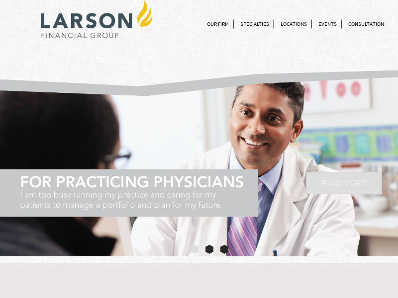 Financial Planning for Physicians and Dentists | Larson Financial