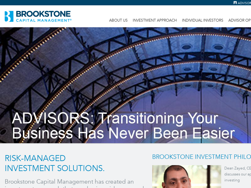 Brookstone Capital Management |