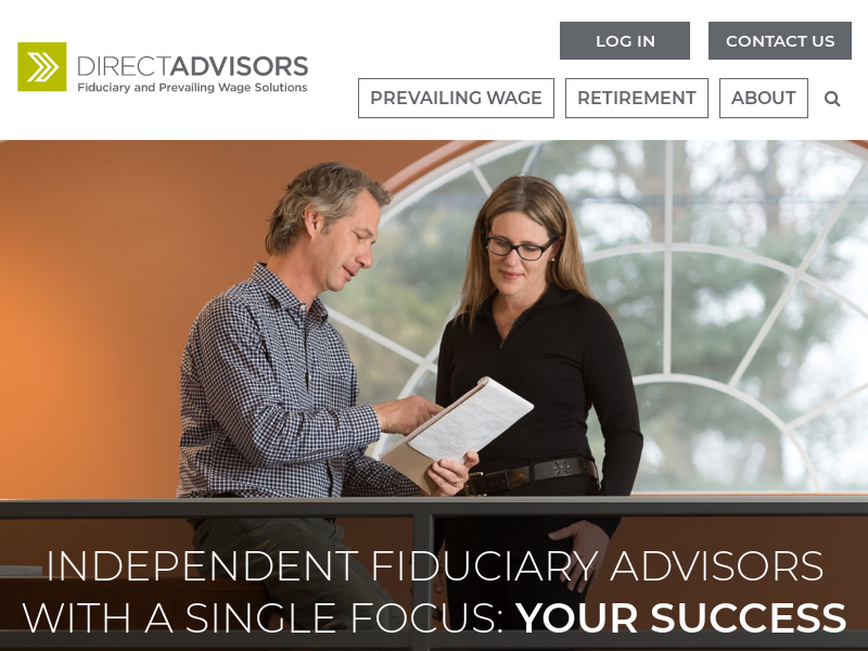 DirectAdvisors Fringe Benefit and Fiduciary Advisors