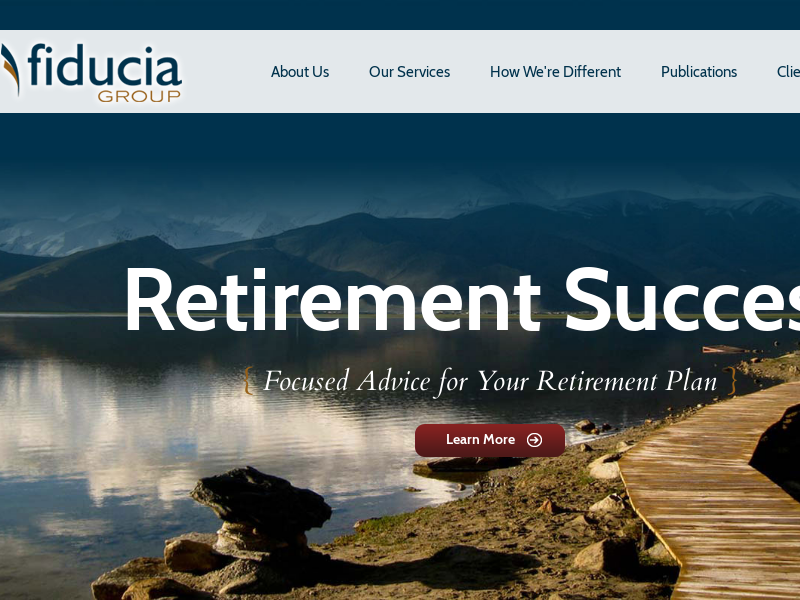 Fiducia Group l Focused Retirement Advice l Pittsburgh PA