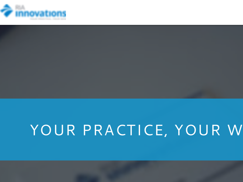 RIA Outsourcing For Investment Advisors | RIA Innovations