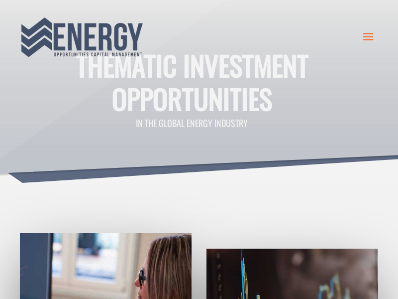 Energy Opportunities Capital Management – EOCM Investment Firm