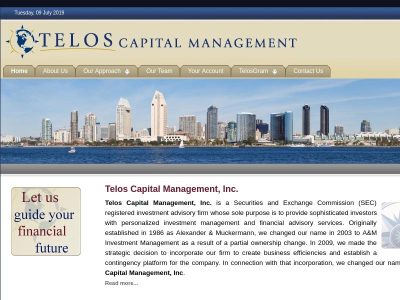 Telos Capital Management, Inc. - Home