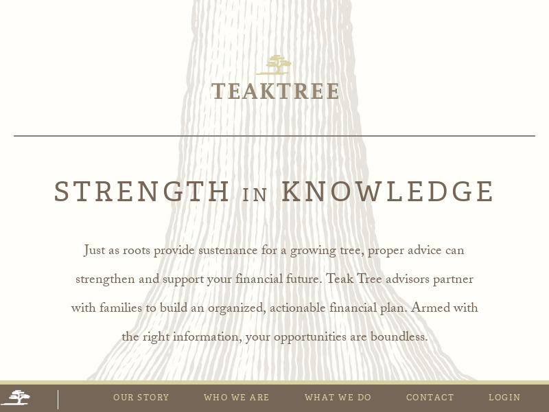 Teak Tree Capital Management