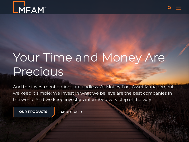 Motley Fool Asset Management - Growth Investing For The Long Term