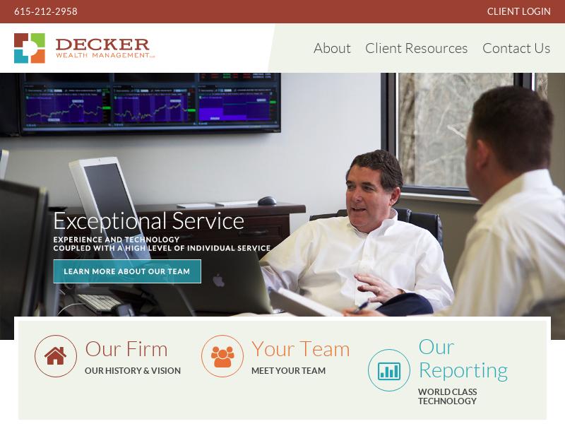Decker Wealth | Home