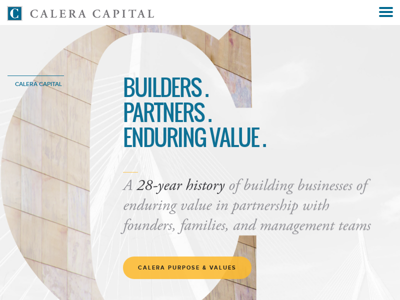 Calera Capital   Home