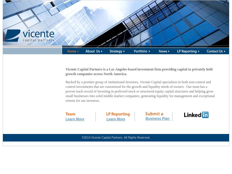 Vicente Capital Partners