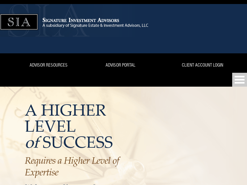 Signatureia Investment Advisors