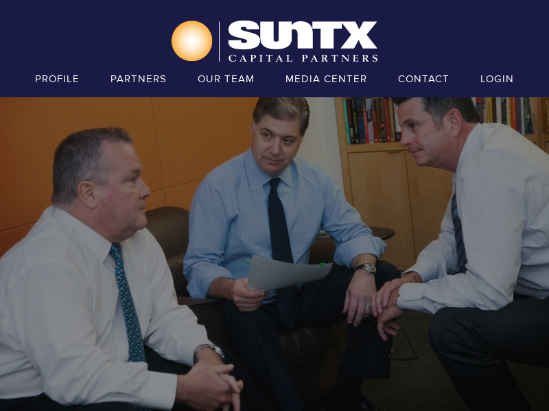 SunTx Capital Partners   SunTx Capital Partners is a private equity firm located in Dallas, Texas