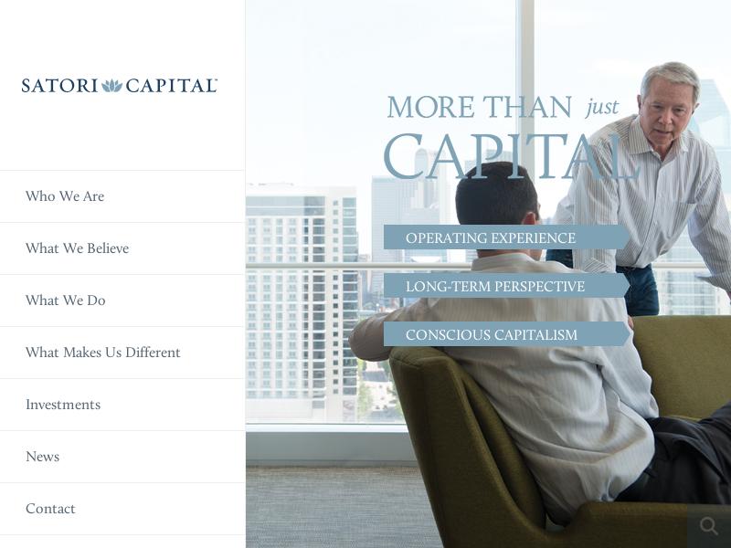 Satori Capital | Home