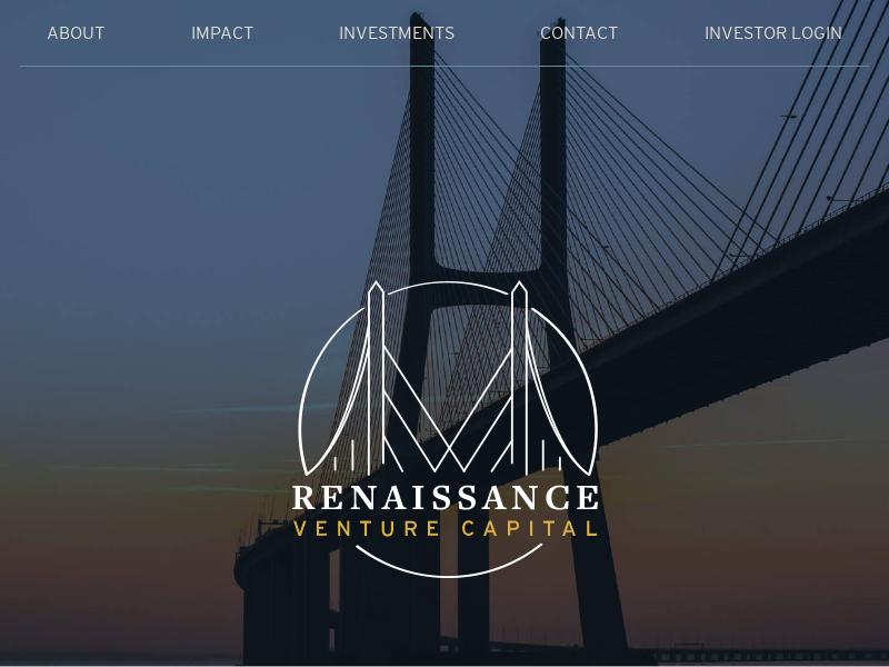 Home - Renaissance Venture Capital : Renaissance Venture Capital