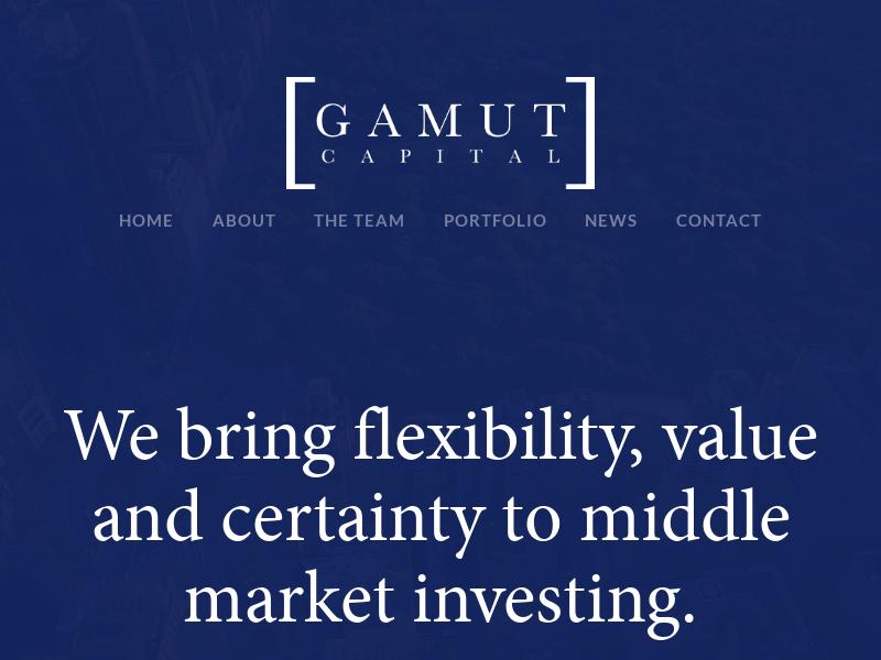 Gamut Capital Management