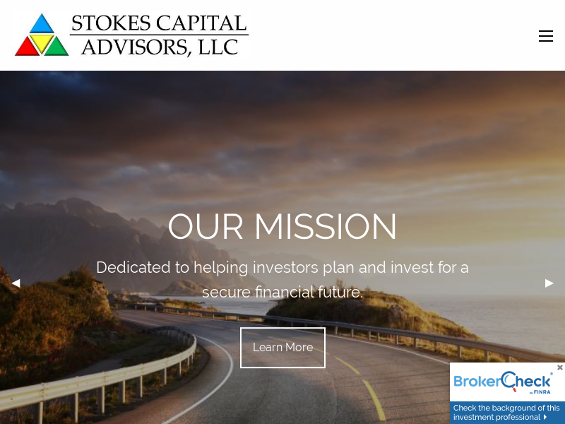 Home   Stokes Capital Advisors, LLC