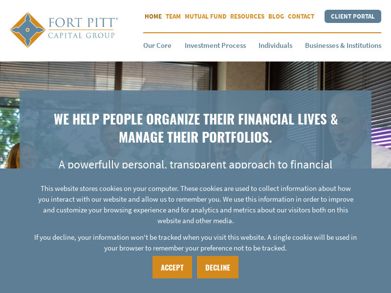 Fort Pitt Capital Group