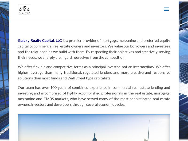 Galaxy Realty Capital, LLC |